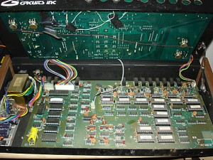 Sequential Circuits Drumtraks Interior