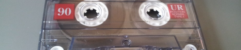 Mysterious 4-track cassette
