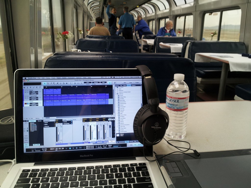 Studio One Train