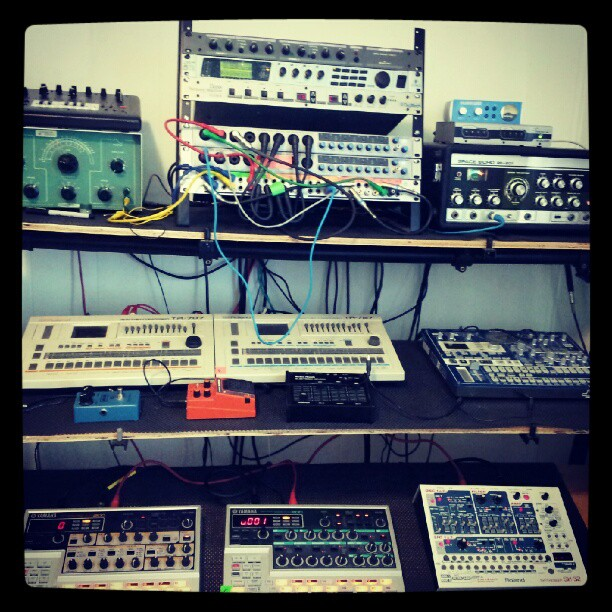 Synth Mountain